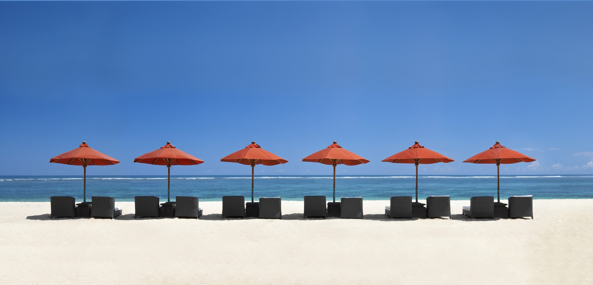 The St Regis Bali Resort_Beach