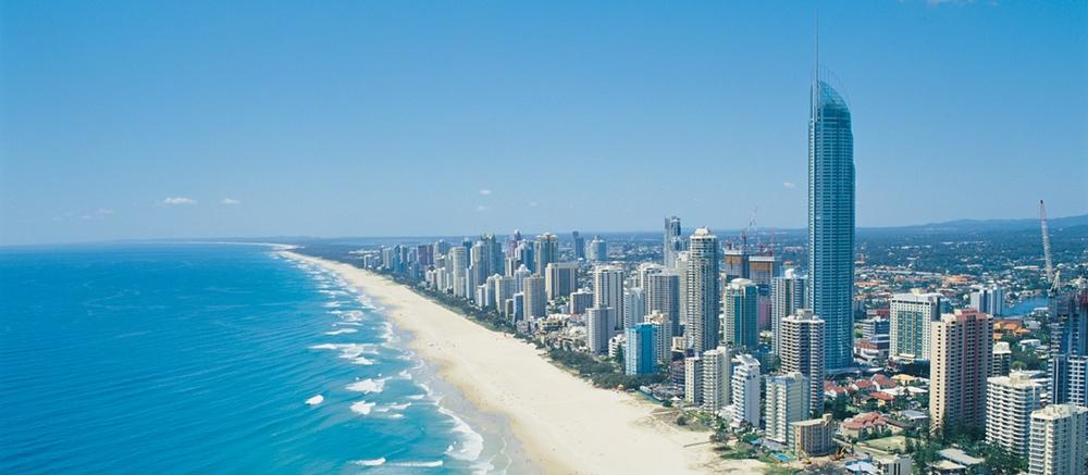 Q1 & Beach location as destination