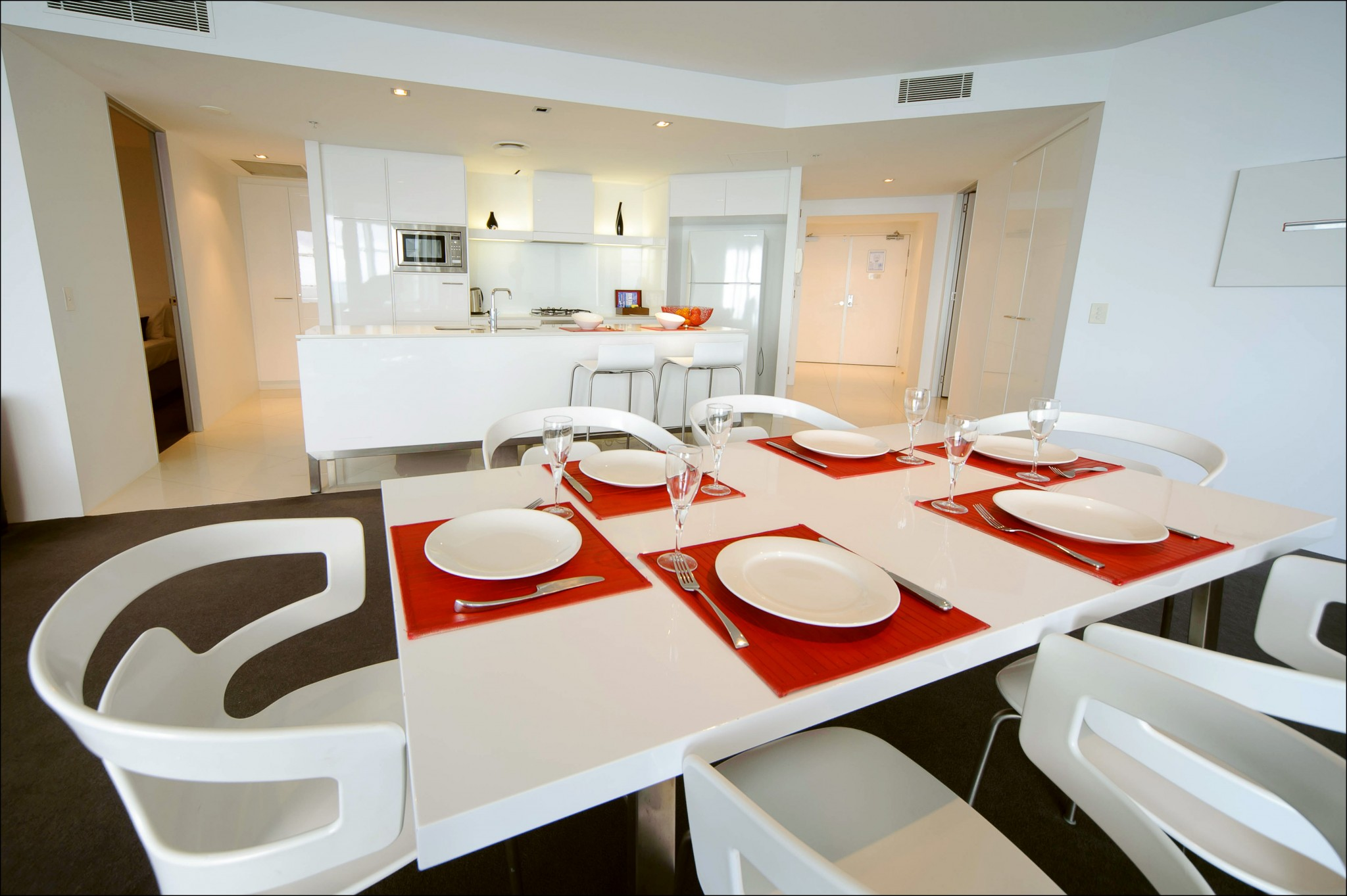 Two Bedroom Dining