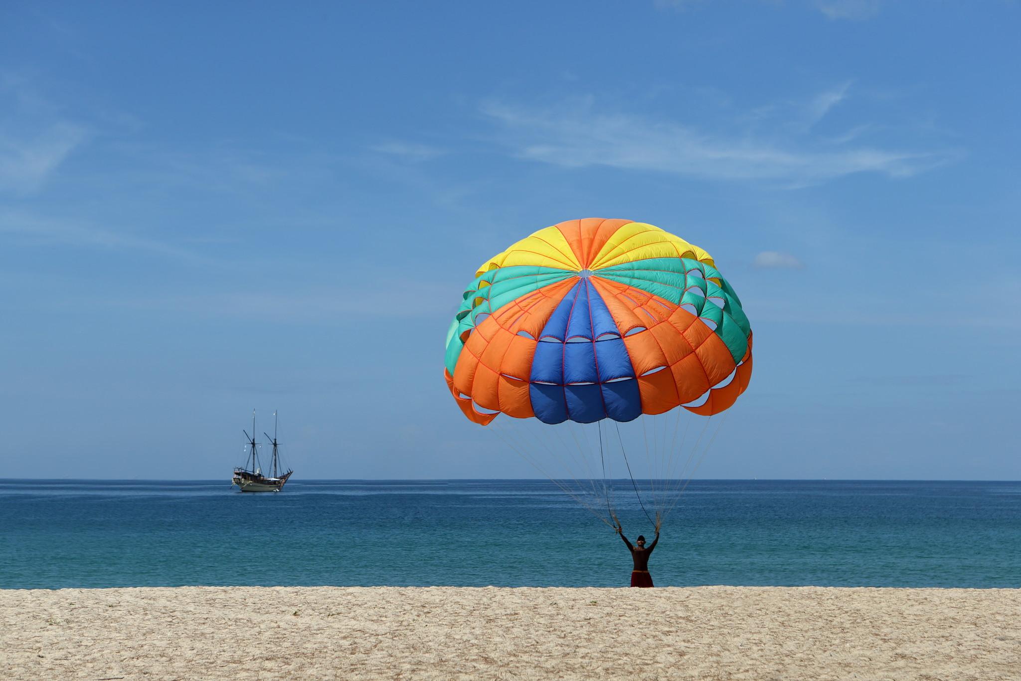 14. Beach Activity