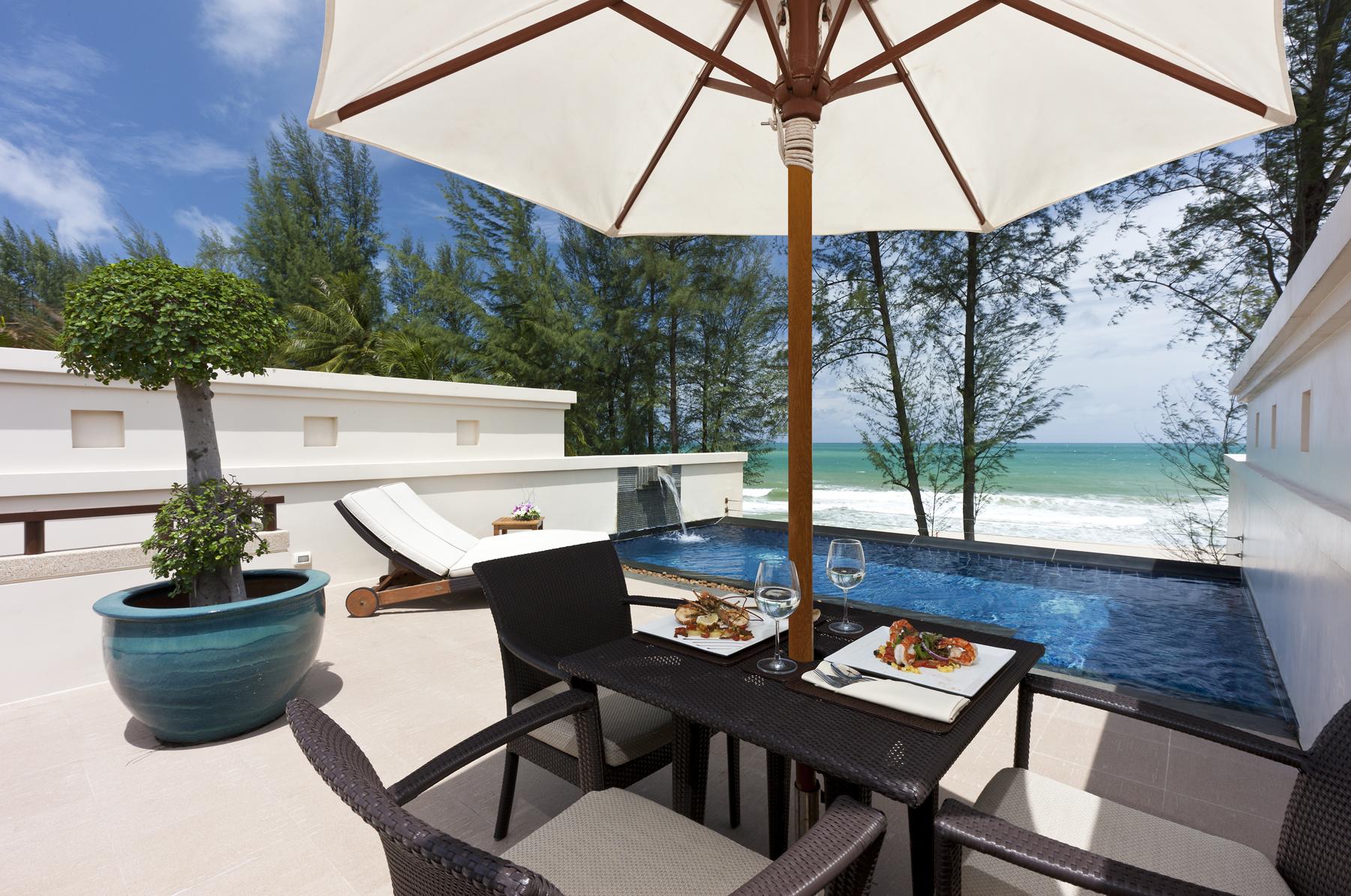 6. Ocean Front Pool Villa -rooftop