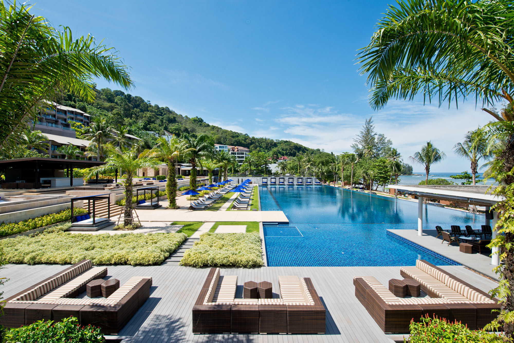 Hyatt Phuket_Swimming Pool 1