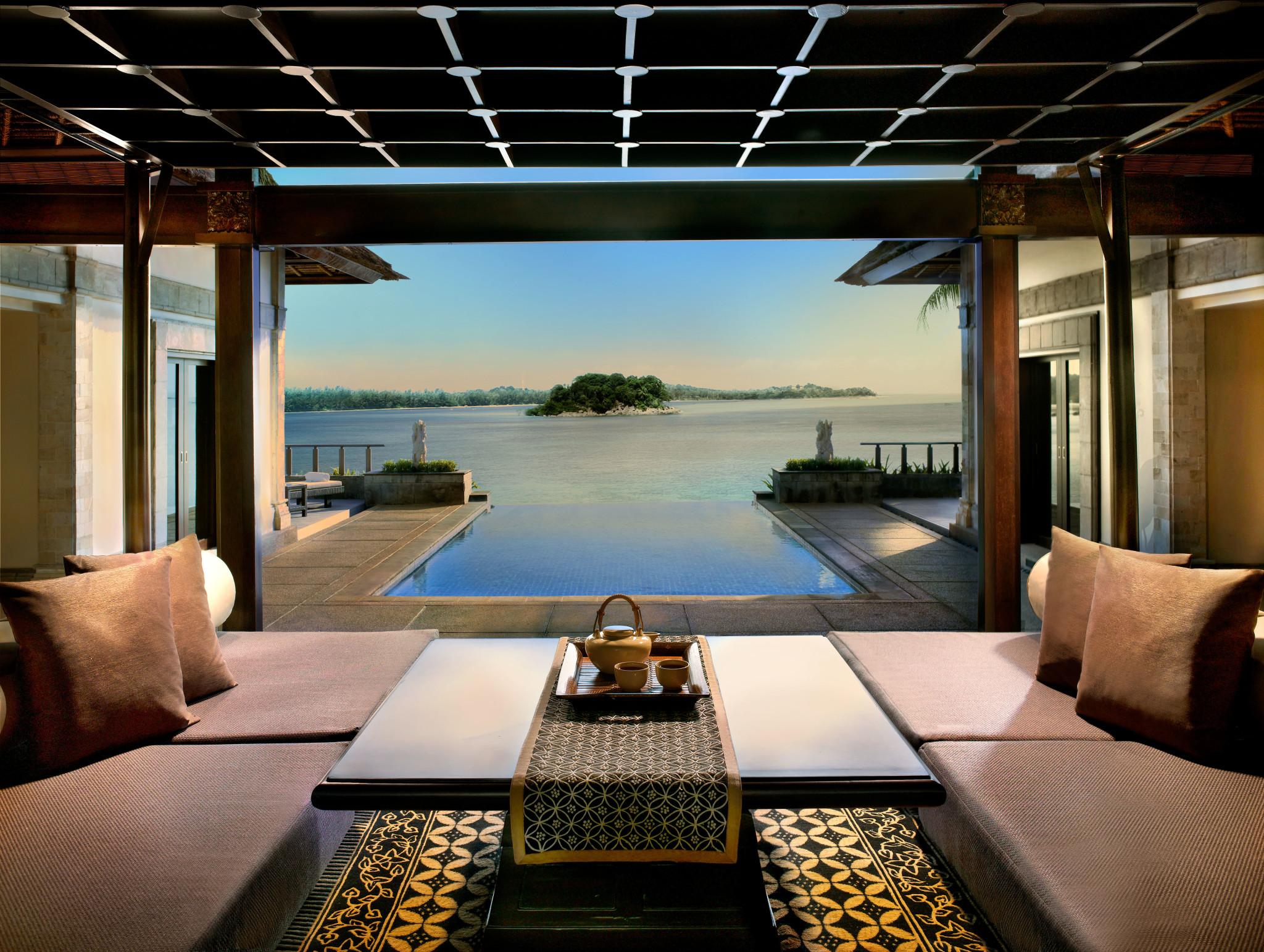 Banyan Tree Bintan  Bedroom Pool Villa