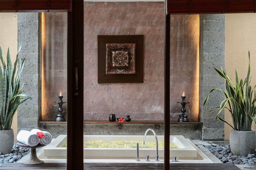 Designed for romance - The Chedi Ubud