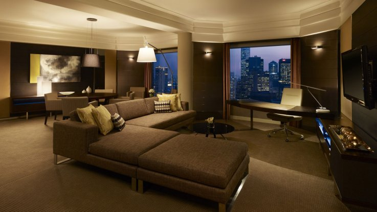 Ambassador Suite_Grand Hyatt Melbourne