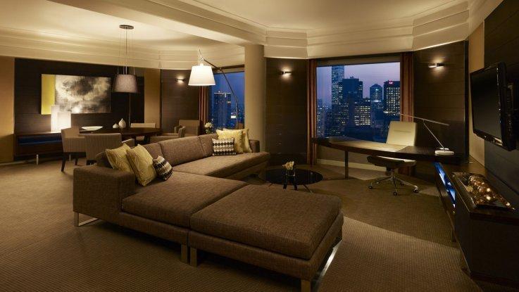 Ambassador Suite_Grand Hyatt Melbourne
