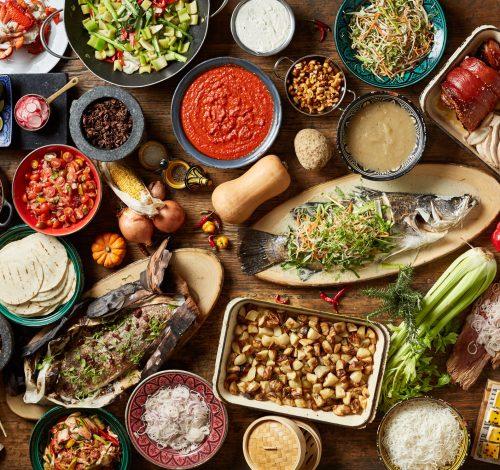 Bazaar-feast