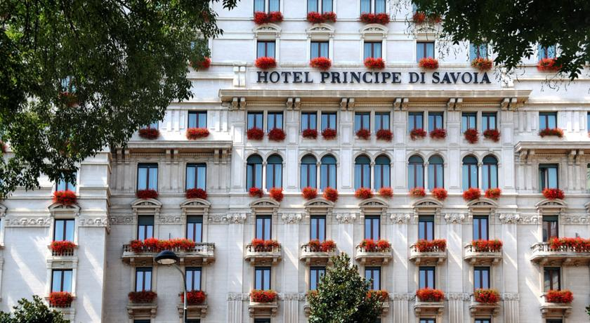 Principe De Savoia hotel, Milan