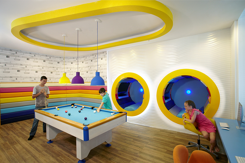 HKTJW Kids' Pavilion - Teen Zone
