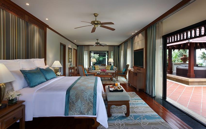 JW Marriott Phuket Resort & Spa - Oceanfront One-bedroom Suite