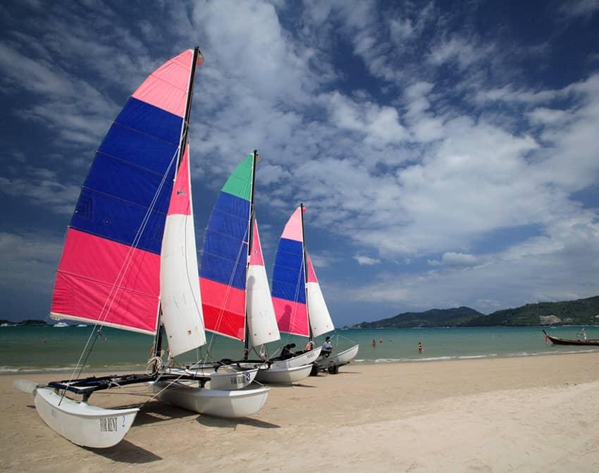 JW Marriott Phuket Resort & Spa - Water Sports