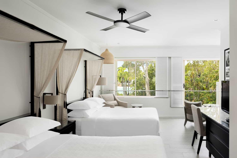 Lagoon Room, Sheraton Port Douglas