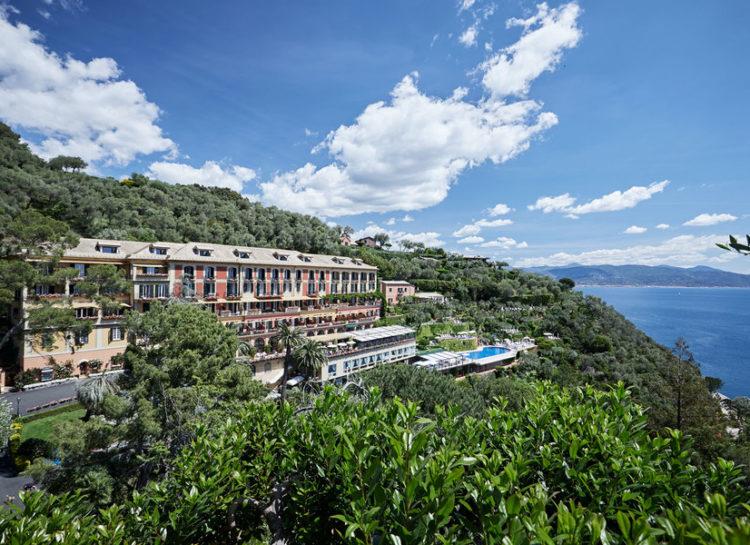 Belmond Splendido hotel in Portofino, Italy