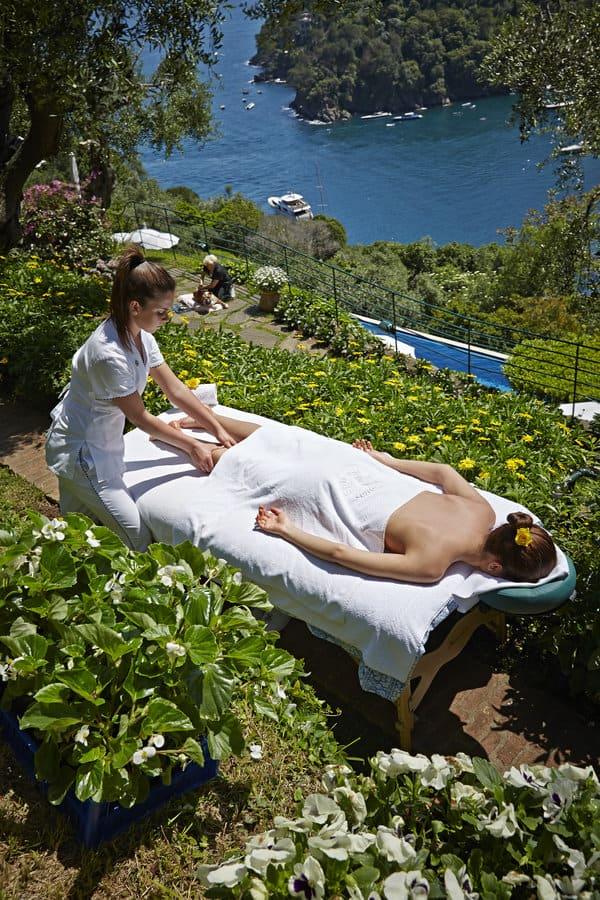 Massage at Belmond Splendido Portofino
