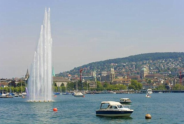 Park Hyatt Zurich Luxurious Hideaway By The Lake The Lux Traveller