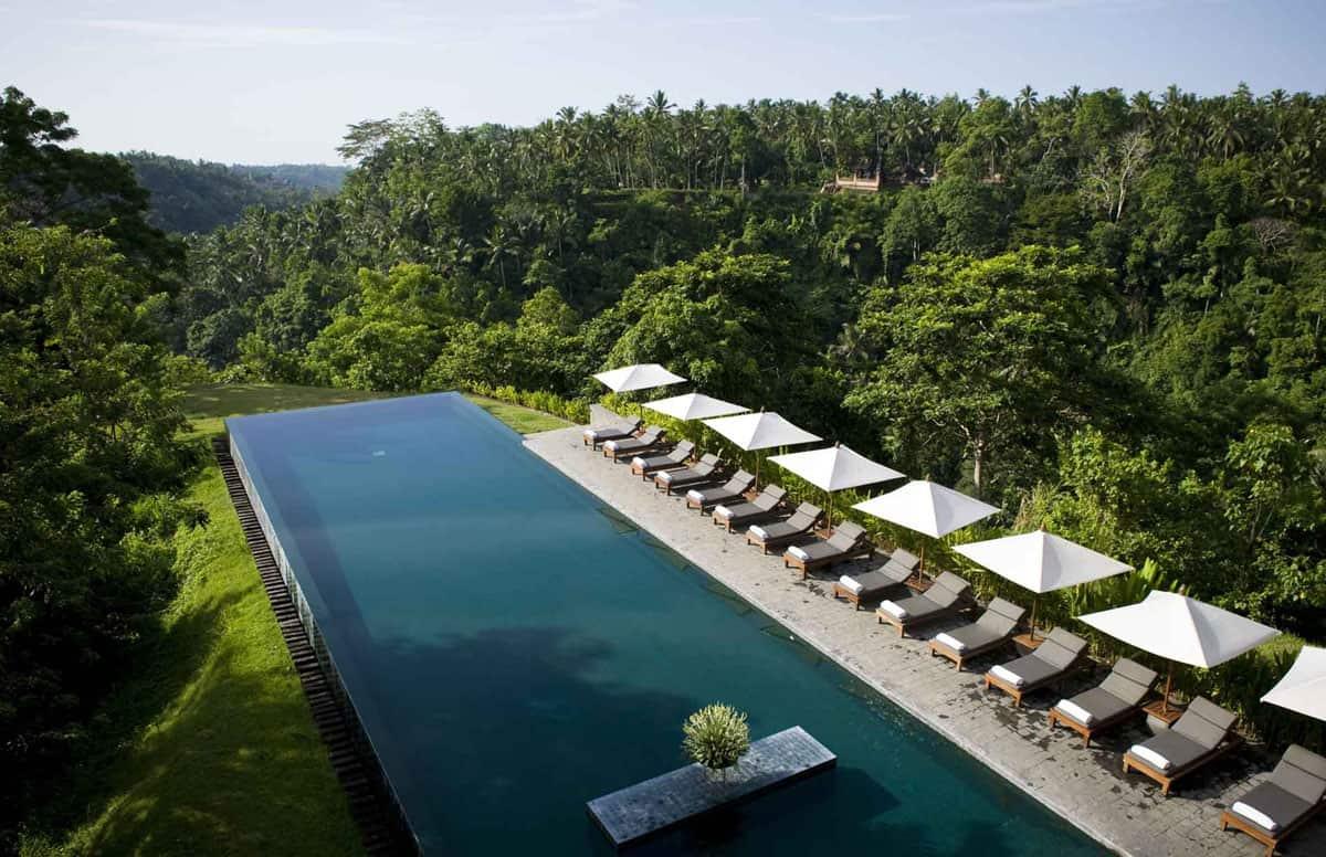 Alila Ubud Boutique Resort Hotel In Bali