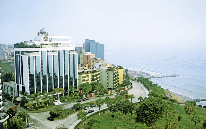 Best Hotels In Lima Peru Miraflores