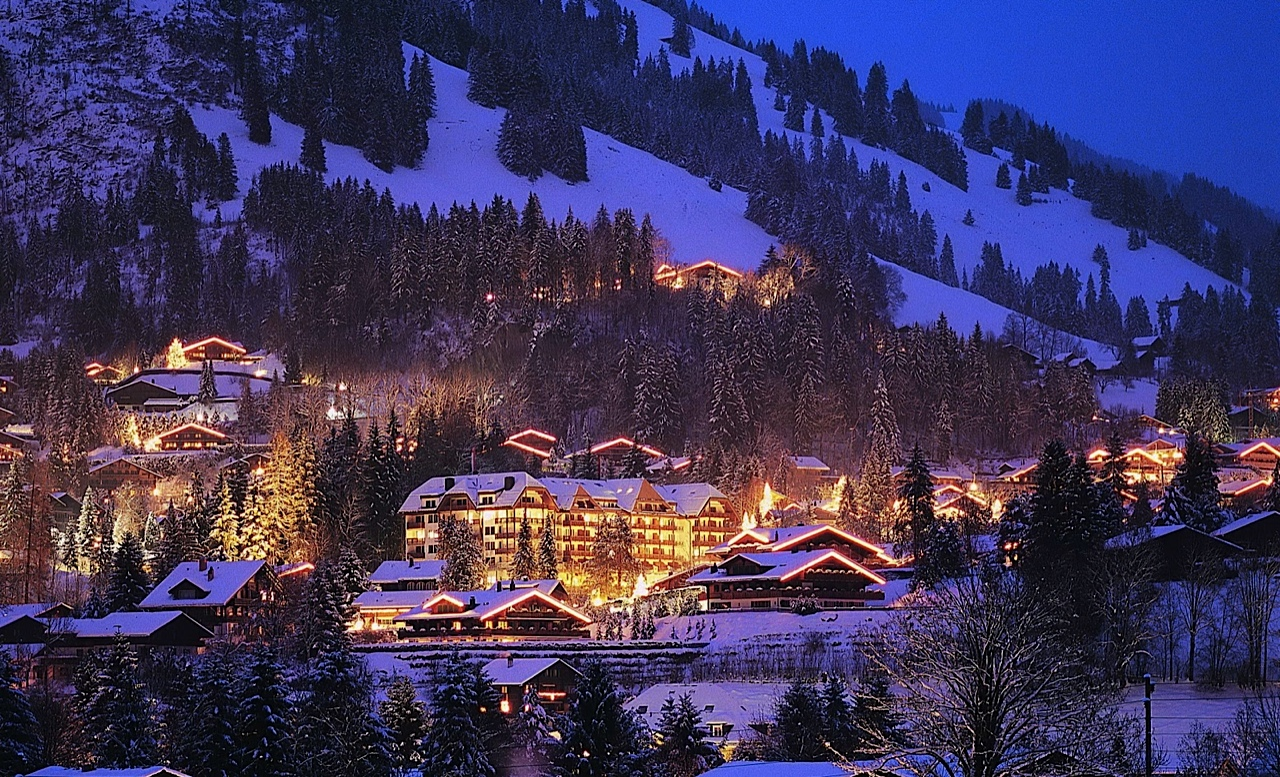 Grand Hotel Park Winter Gstaad
