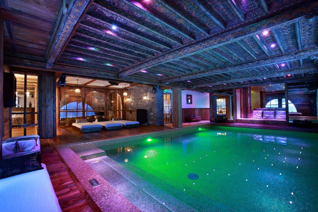 The lux traveller - Pictures of beautiful swimming pools ...