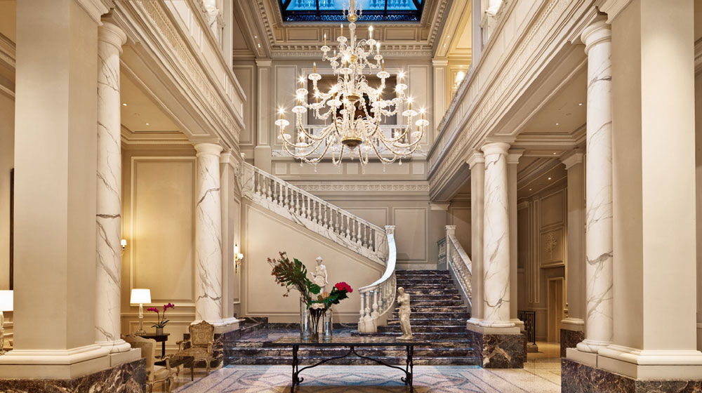 4 most luxurious hotels in milan italy the lux traveller for Pacific hotel parigi