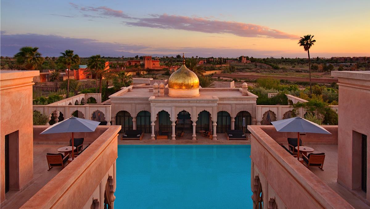Palais Namaskar Morocco